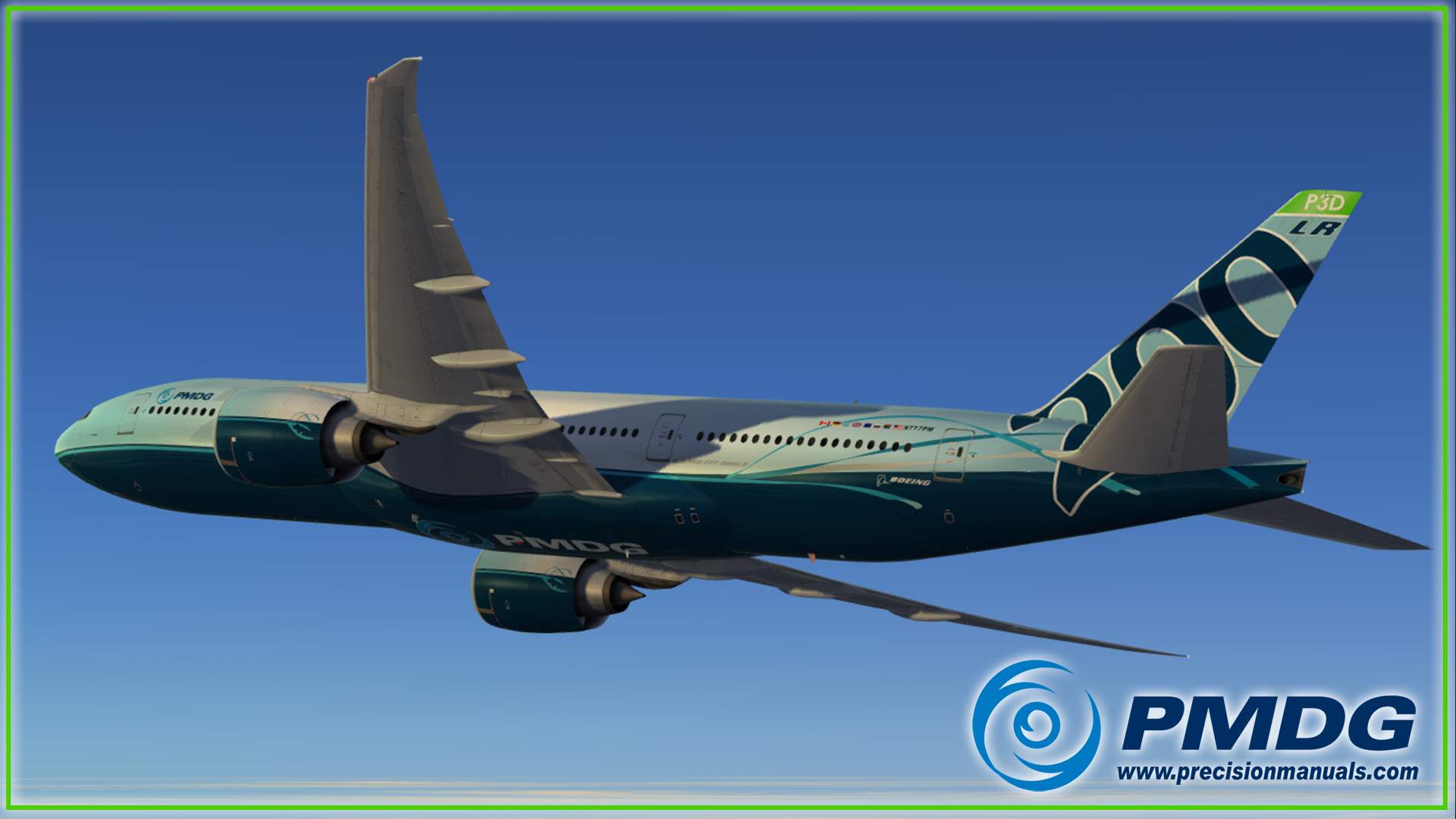 PMDG 777-200LR/F & 300ER for P3D Released! | PC Flight