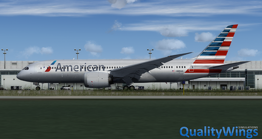 Quality Wings 787 Additional Liveries!   PC Flight