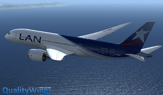 Quality Wings 787 Additional Liveries! | PC Flight