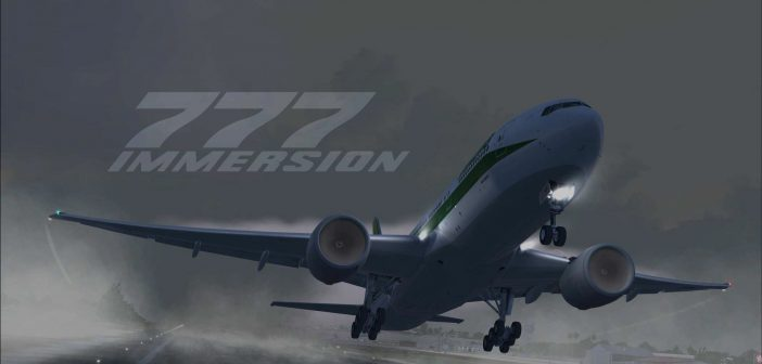 FSFX 777 Immersion Review! | PC Flight