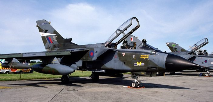 TTTE Celebrates 35th Anniversary at Air Tattoo
