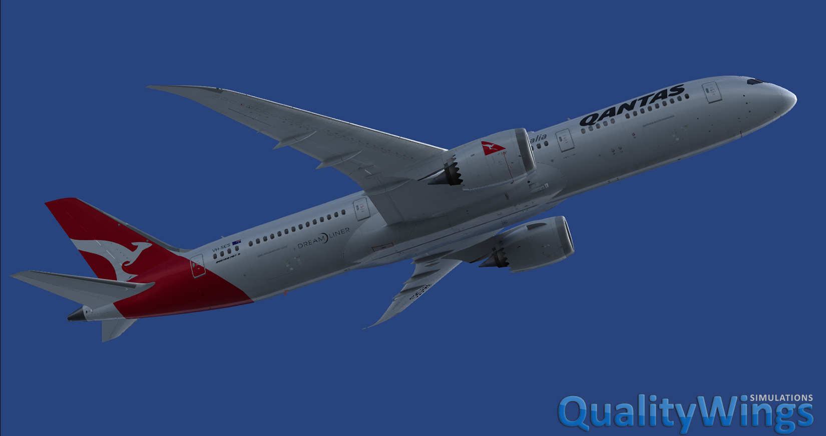 QualityWings 787 Liveries! | PC Flight