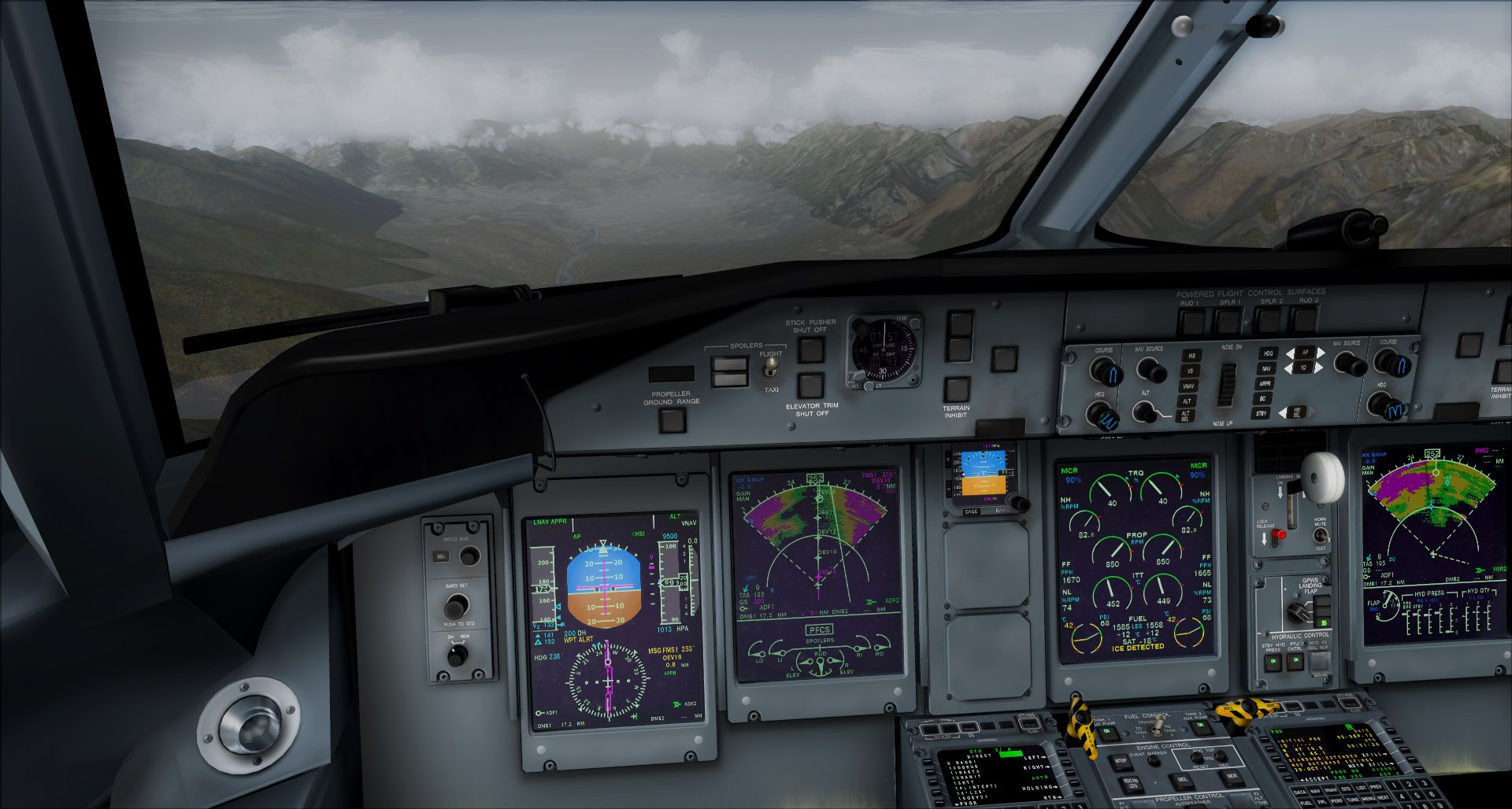 FS2Crew Majestic Dash 8 Q400 P3D 64bit Released! | PC Flight