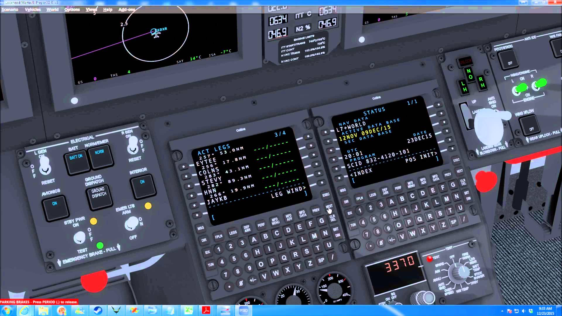 EagleSoft XLS+ Preview - PC Flight.net | No.1 Flight Simulator News Site
