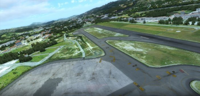 Orbx Bilbao First Look Previews!