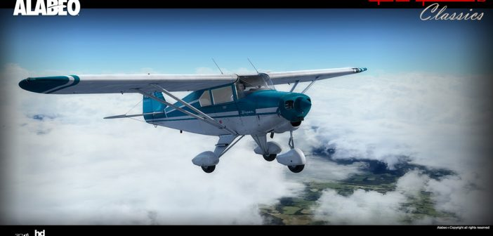 Alabeo PA22 Tri Pacer Released!
