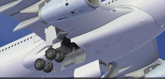 Aerosoft A330X Friday Update Double Edition!