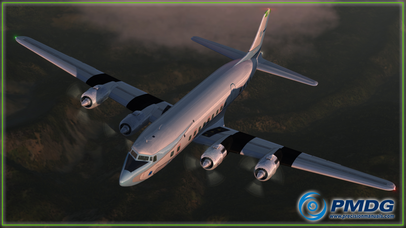 PMDG DC-6 Cloudmaster for FSX & P3D Release Today! | PC Flight