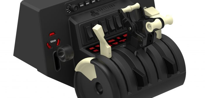 Honeycomb Announce New Throttle System!