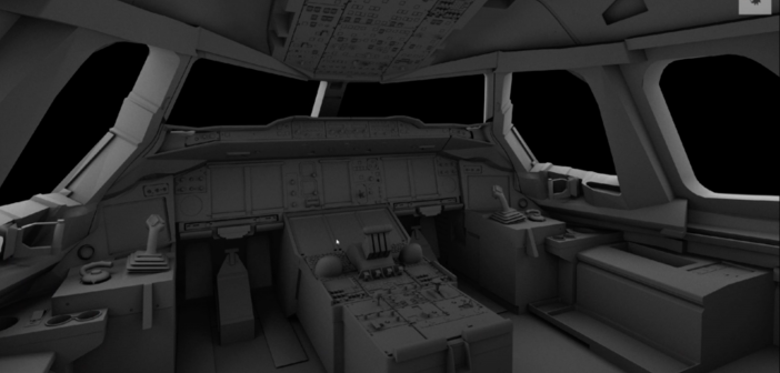 Matt Davies A380 Cockpit Preview!