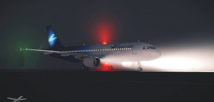 FSLabs A320-X for P3D V4 Released!