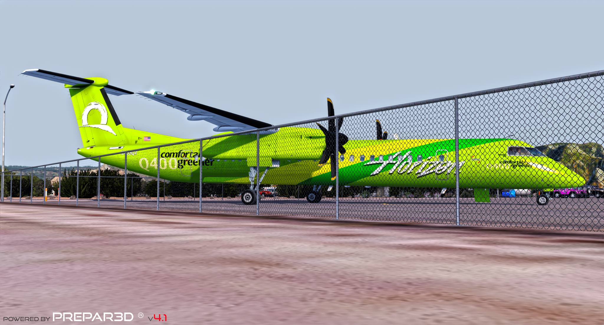 Majestic Dash 8 Q400 P3D V4 Released! | PC Flight