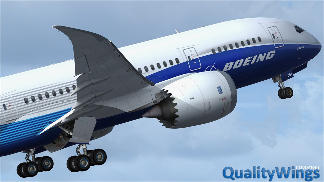 787 Quality Wings fsx