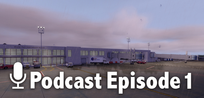 Episode 1 – PCFlight Podcast | w/ Just Flight's Martyn Northall