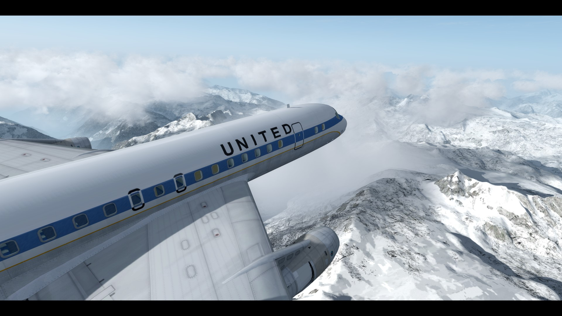 Aerosoft Douglas DC-8 Previews! | PC Flight