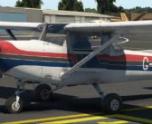 Just Flight Preview C152 in X-Plane!