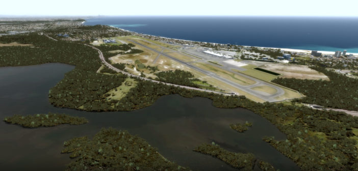 Orbx | YBCG Gold Coast Airport Previews Released!