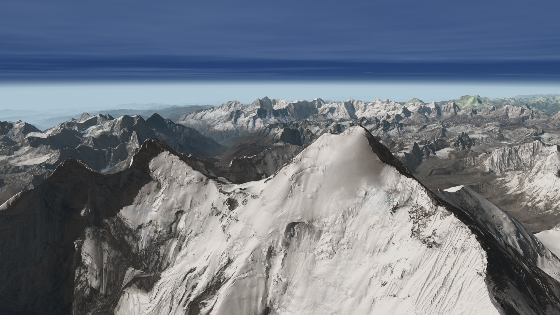 Aerosoft Lukla Mount Everest Previews!
