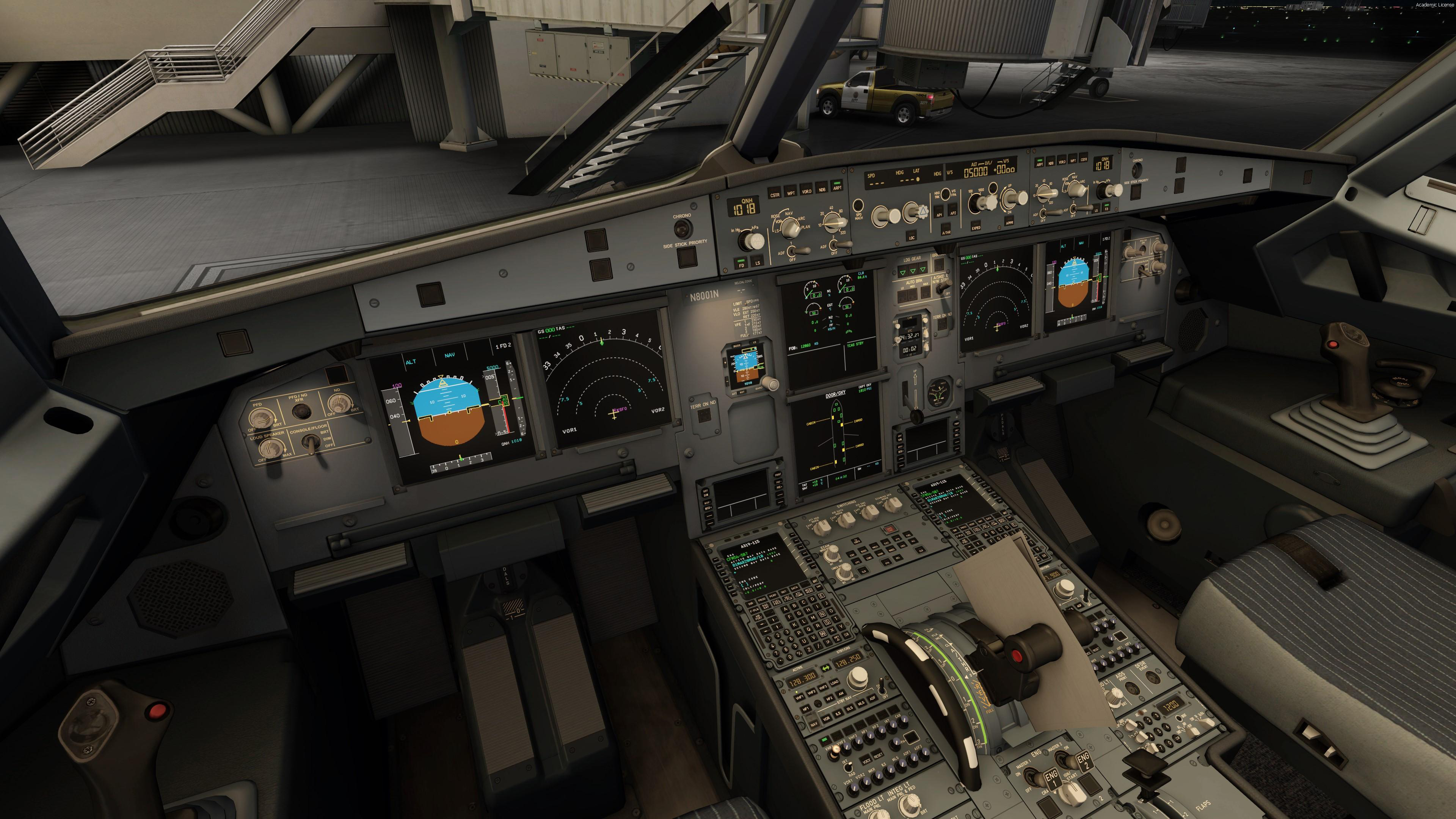 Madison : Fslabs a319 forum