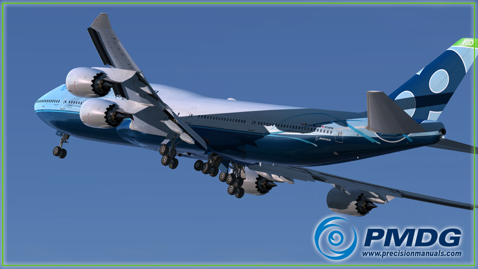 PMDG 747-8 Released! | PC Flight