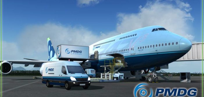 PMDG Hint at 747-8 Weekend Release