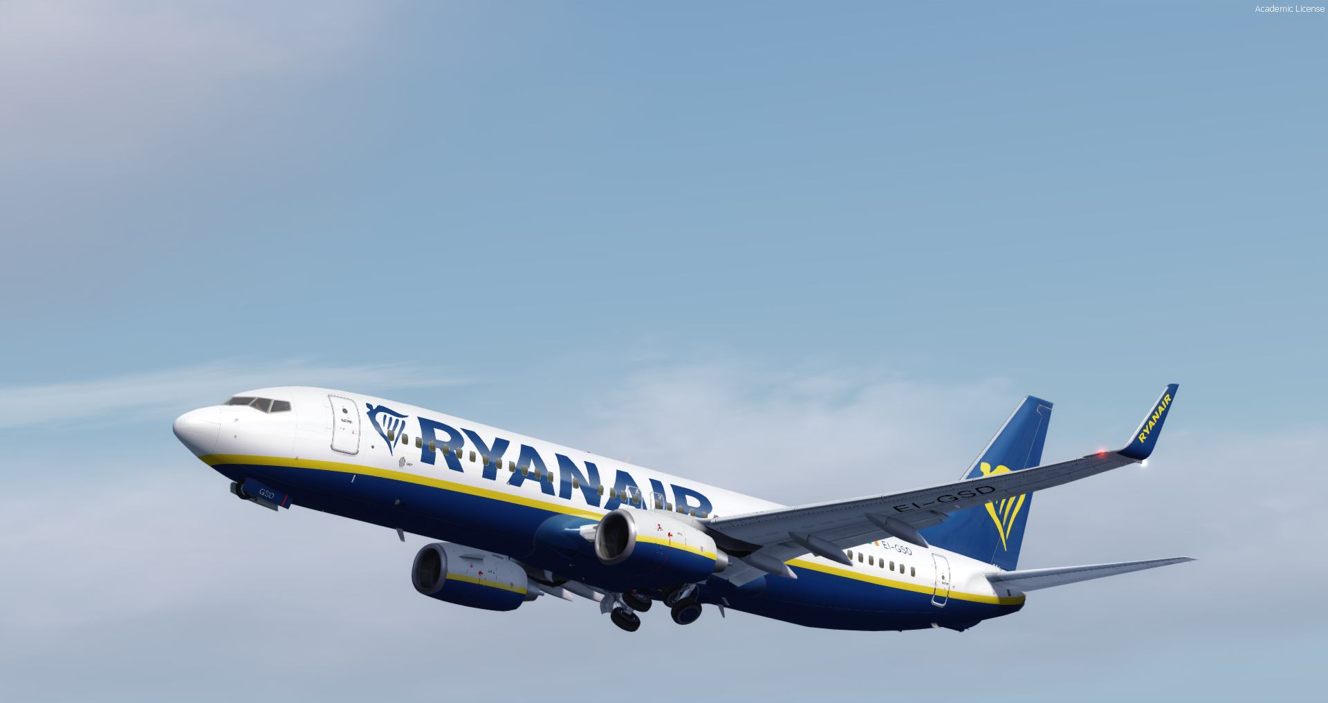 iFly 737NG HD Texture Pack P3D V4 Released! | PC Flight