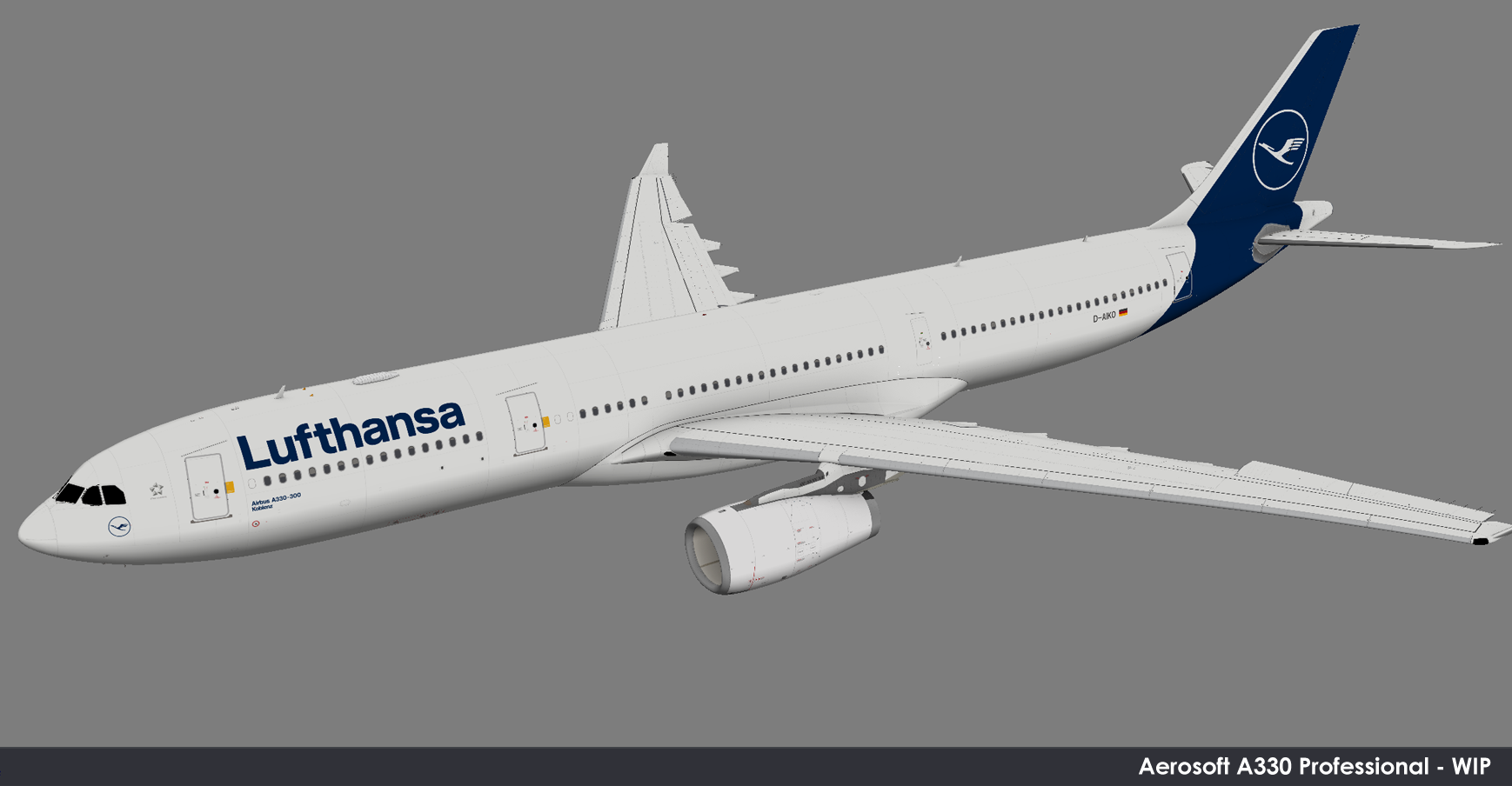 New Aerosoft A330 Professional Livery Previews! | PC Flight