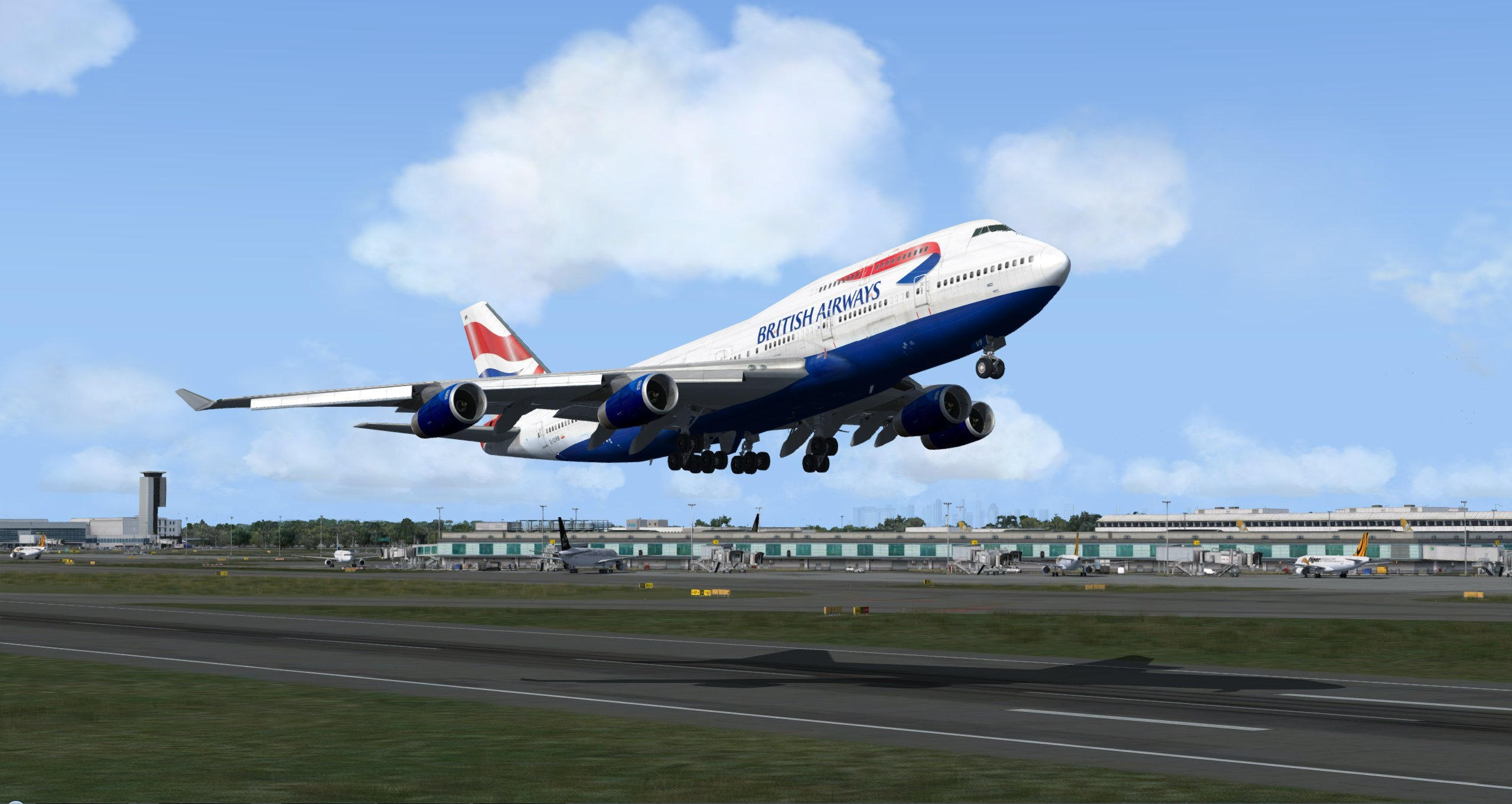 Imaginesim Releases WSSS Singapore for P3D V4! | PC Flight