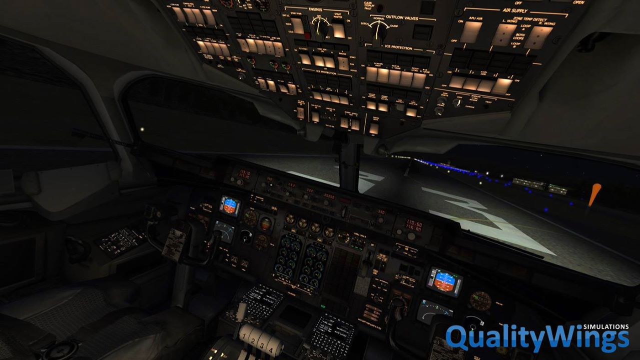 QualityWings Ultimate 146 Out for P3D V4! | PC Flight