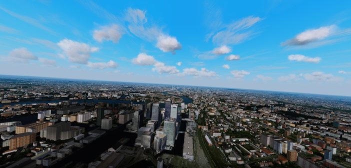 Orbx TrueEarth GB for P3D Coming This Week!