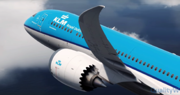 QualityWings 787 PBR Preview!