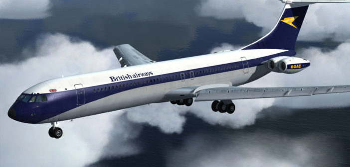 Just Flight VC10 Released!